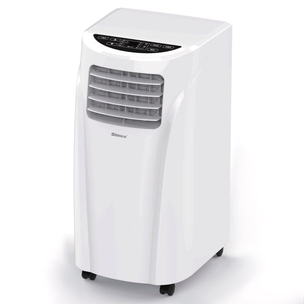 Shinco SPAZ10W White 10,000 BTU Compact Portable Air Conditioner 19193273