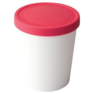 Tovolo Raspberry Red Plastic Sweet Treats Tub