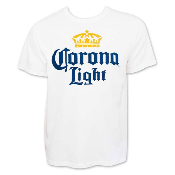 Men's Corona Light Polycotton T-shirt