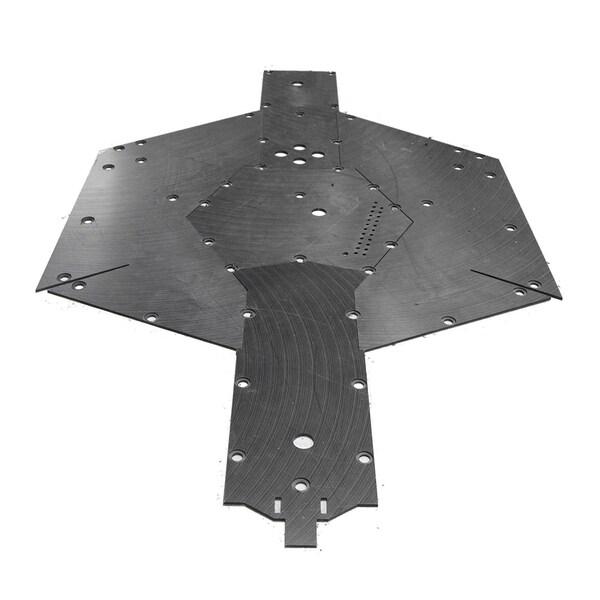 Kawasaki Teryx-4 Protection Frame Skid Plate