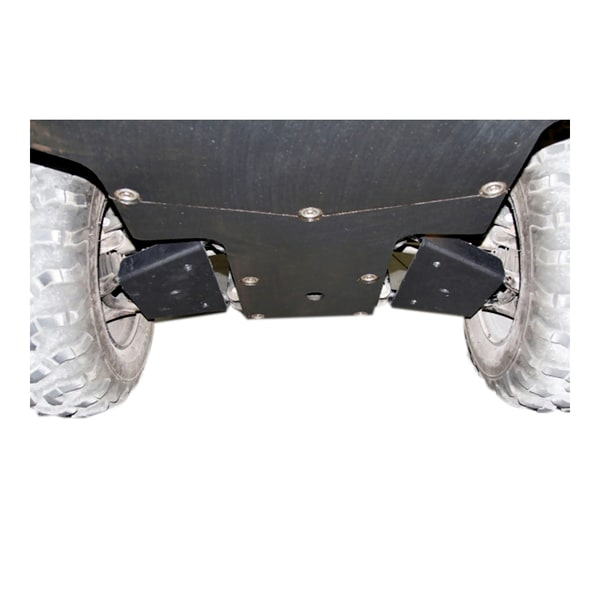 Honda Pioneer 500 Black Rear Arm Guards
