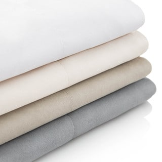 LINENSPA Brushed Microfiber Pillowcases (Set of 2)