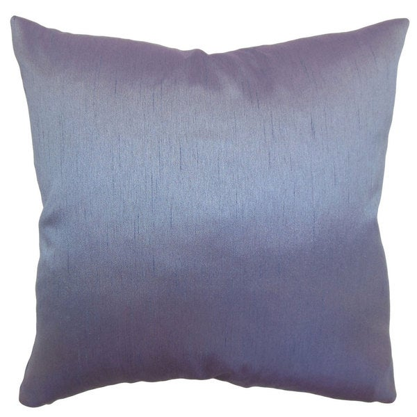 Rosamund Solid Throw Pillow Cover