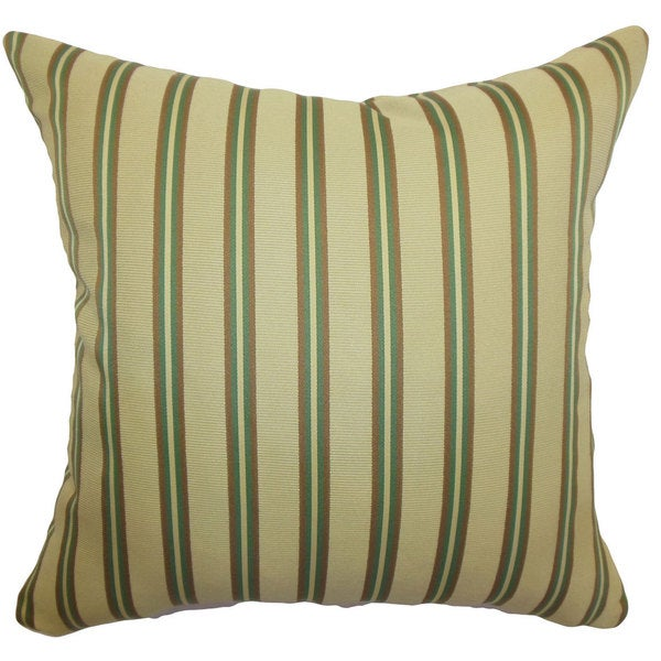 Harriet Stripes Throw Pillow Cover