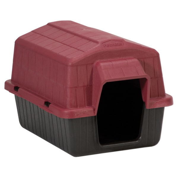 Petmate Barnhome Plastic Dog House