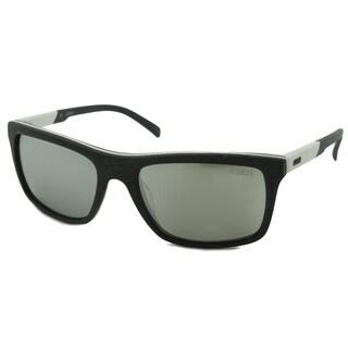 Guess Men's GU6805 Rectangular Sunglasses