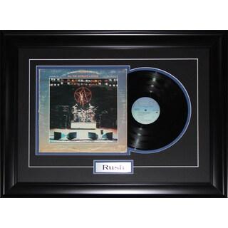 Rush Music Album Record Frame