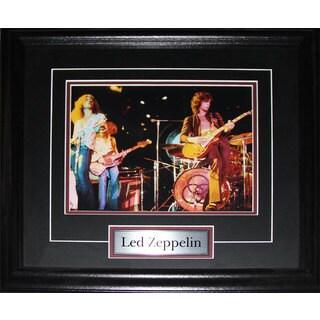Led Zeppelin 8x10-inch Frame