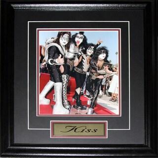 Kiss Rock Band 8x10-inch Frame