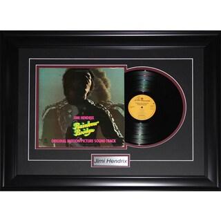Jimi Hendrix Music Album Record Frame