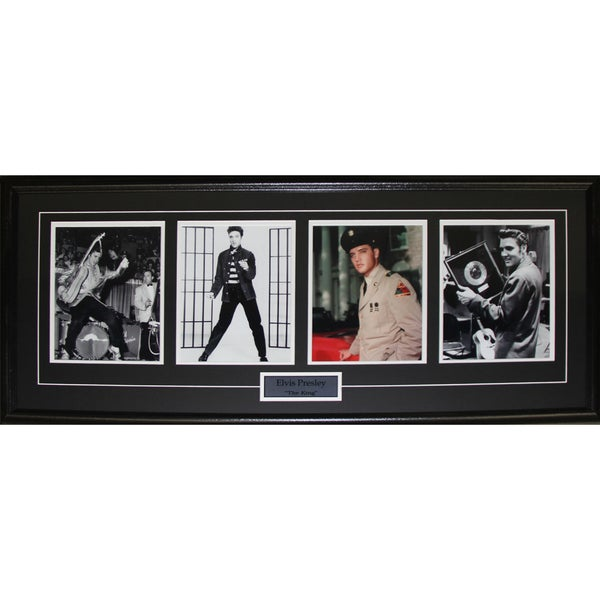 Elvis Presley The King 4 Photo Frame