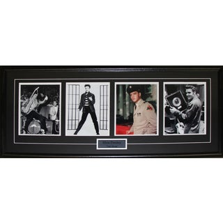 Elvis Presley The King 4 Photo Frame