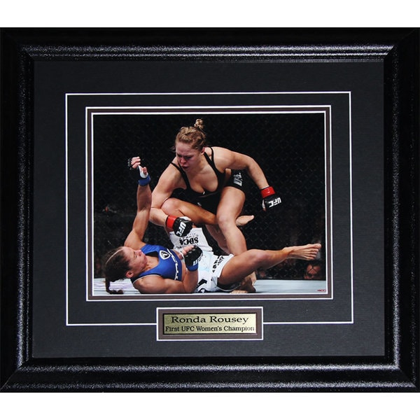 Ronda Rousey UFC 8x10-inch Frame