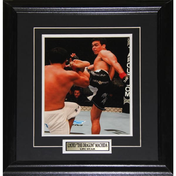 Lyoto The Dragon Machida UFC 8x10-inch Frame
