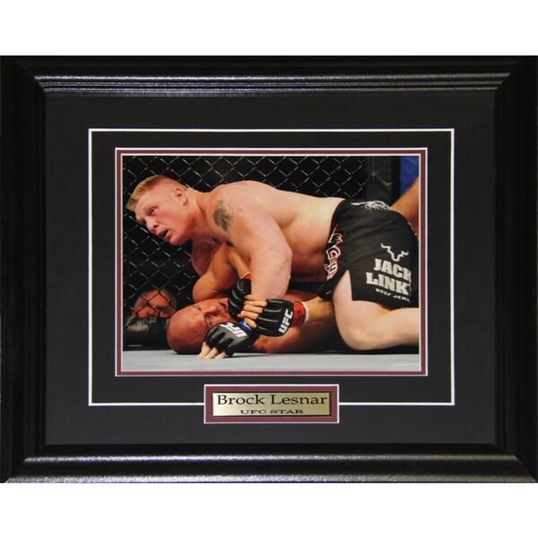 Brock Lesnar UFC 8x10-inch Frame