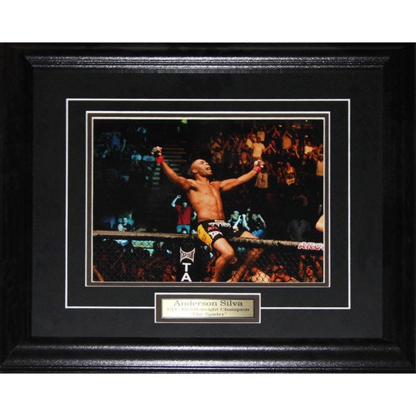 Anderson The Spider Silva UFC 8x10-inch Frame
