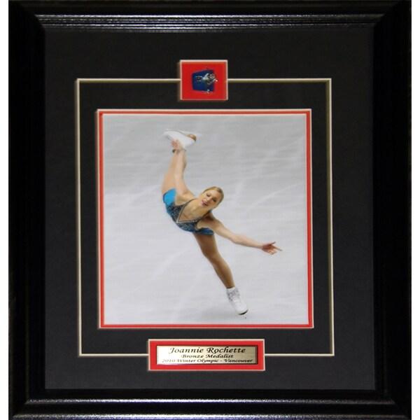 Joannie Rochette Team Canada Figure Skating 8x10-inch Frame
