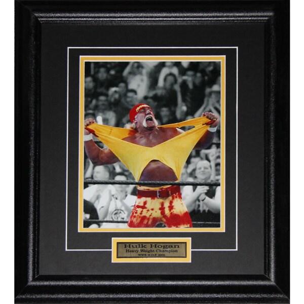 Hulk Hogan Wwe Wrestling 8x10-inch Frame