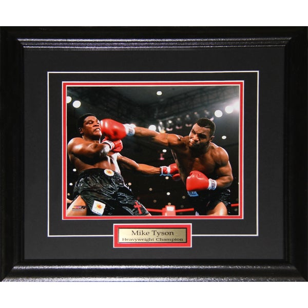 Mike Tyson Boxing 8x10-inch Frame