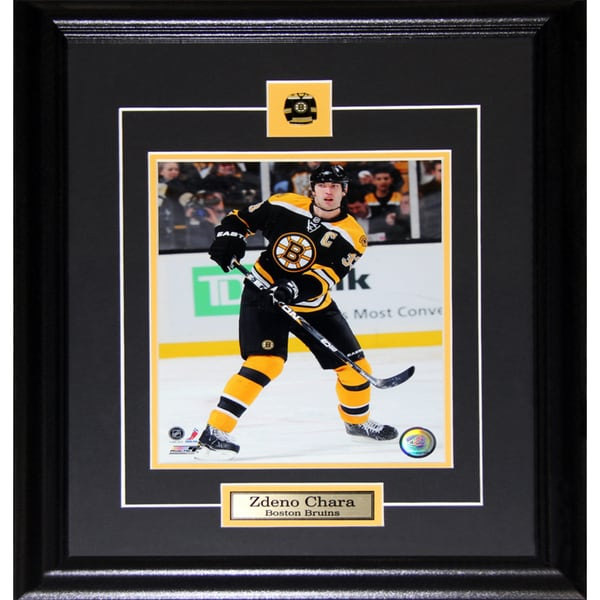 Zdeno Chara Boston Bruins 8x10-inch Frame 19200117
