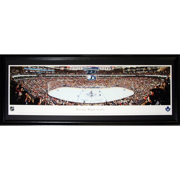 Toronto Maple Leafs Air Canada Centre Panorama Frame