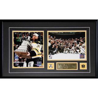 Tim Thomas Boston Bruins Mvp 2-photo Frame 19200210