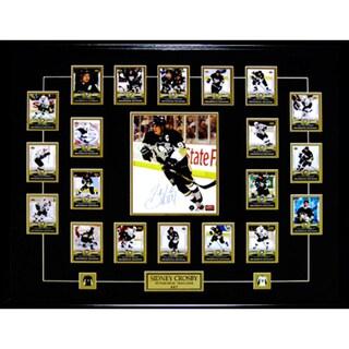 Sidney Crosby Phenomenal Beginning Full Card Set Frame 19200266