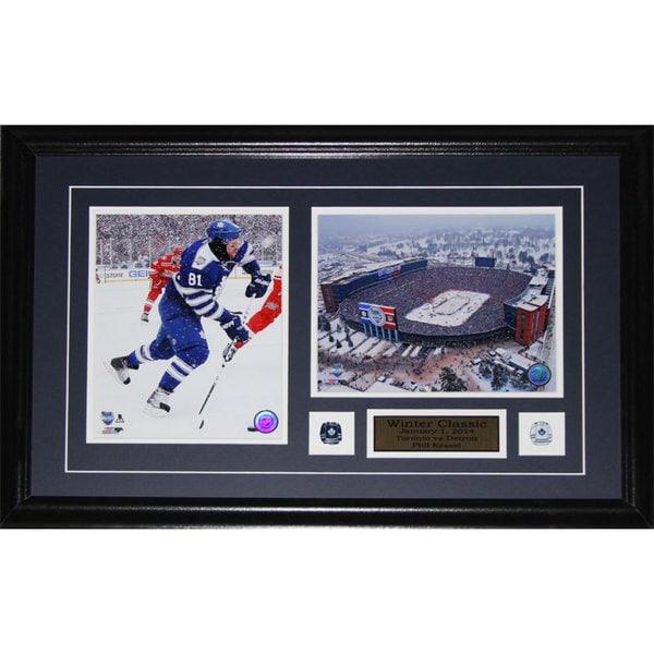 Phil Kessel Toronto Maple Leafs 2014 Winter Classic 2-photo Frame