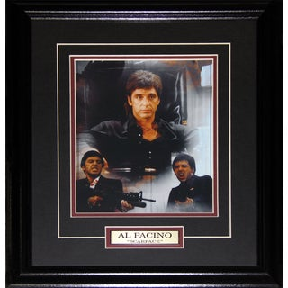 Al Pacino Scarface 8x10-inch Frame