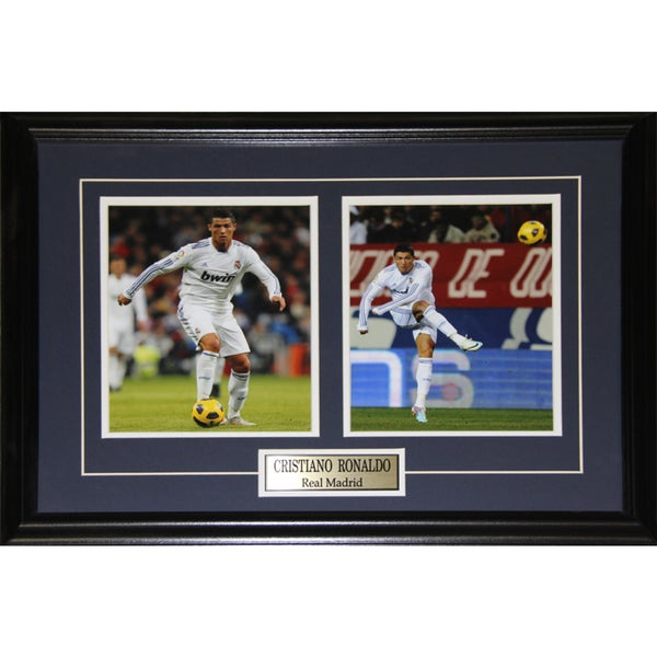 Cristiano Ronaldo Real Madrid Soccer 2-photo Frame 19200416
