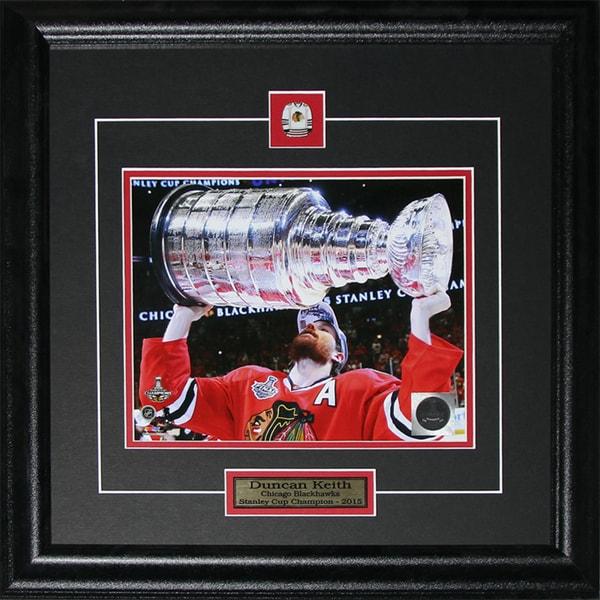 Tony Esposito Chicago Blackhawks Signed 8x10-inch Frame 19200183