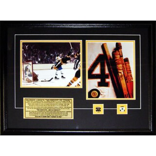 Bobby Orr The Goal 2-photo Frame 19200702