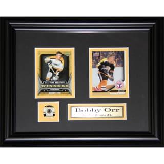 Bobby Orr Boston Bruins 2-card Frame 19200731