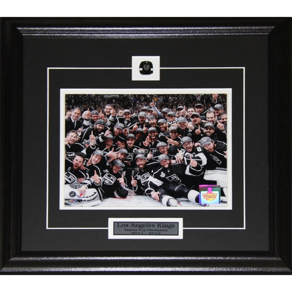 2012 Los Angeles Kings Stanley Cup Champions 8x10-inch Frame 19200801