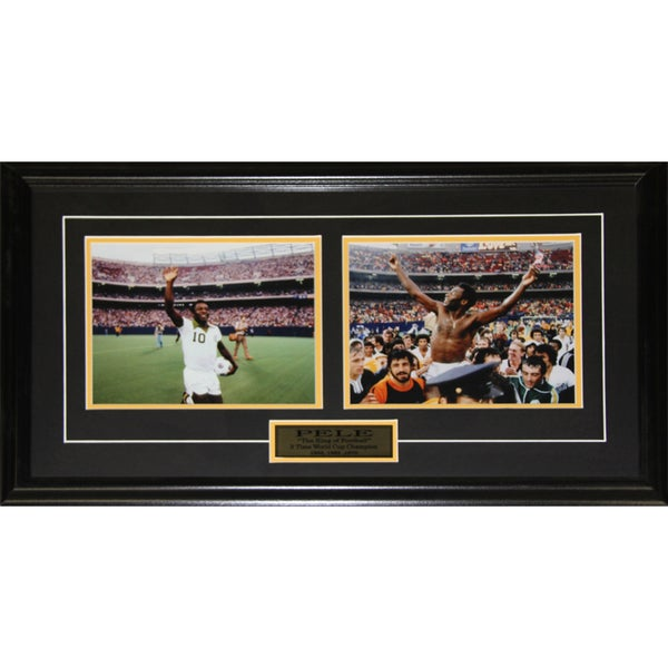 Pele Soccer World Cup Champion 2-photo Frame 19200987