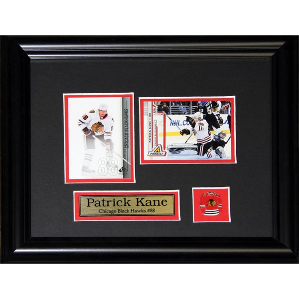 Patrick Kane Chicago Blackhawks 2-card Frame 19201038