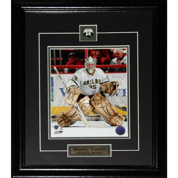 Marty Turco Dallas Stars 8x10-inch Frame