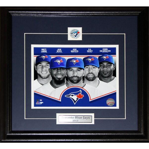 Toronto Blue Jays 2013 8x10-inch Frame