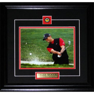 Tiger Woods 8x10-inch Frame