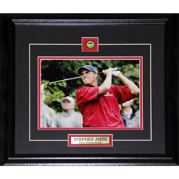 Stephen Ames Golf 8x10-inch Frame