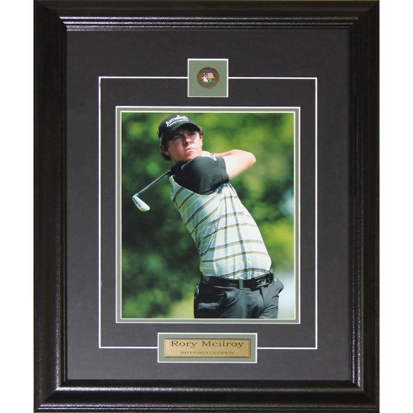 Rory Mcilroy Golf 8x10-inch Frame