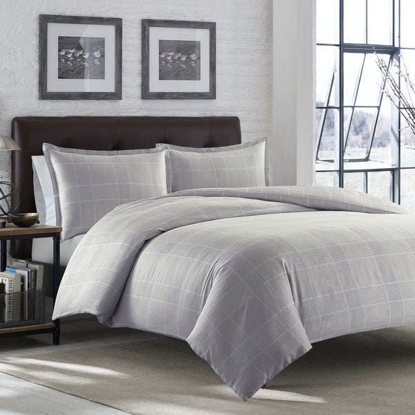 Eddie Bauer Fauntleroy Cotton Duvet Cover Set