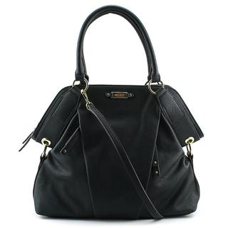 Nine West Women's Soft Focus Faux-leather Satchel