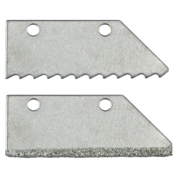 2 Replacement Blades for Grout Saw (ST147)