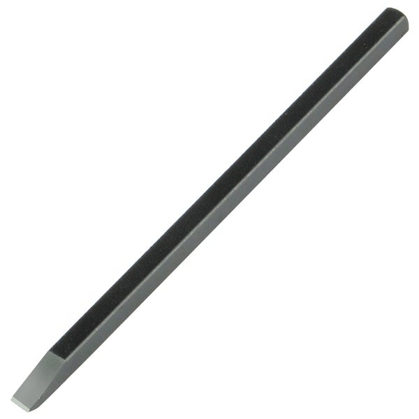 "6"" Carbide Chisel with 1/4"" Wide Tip"