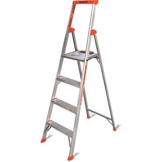 Little Giant Flip-N-Lite Model 6 Lightweight Aluminum Step Ladder