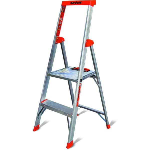 Little Giant Flip-N-Lite Model 4 Lightweight Step Ladder