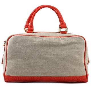 Olivia + Joy Women's 'Maddie Satchel' Synthetic Handbags