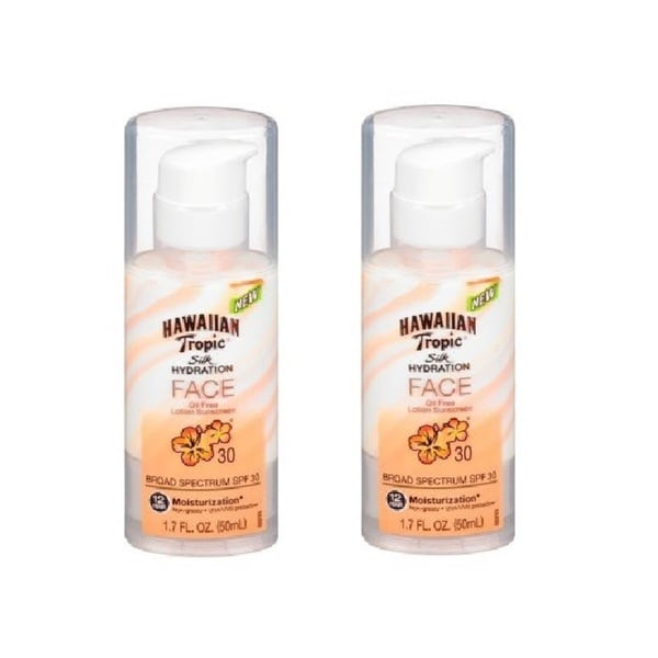 Hawaiian Tropic Silk Hydration 1.7-ounce SPF 30 Face Lotion