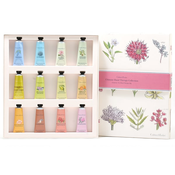Crabtree and Evelyn 12-piece Hand Therapy Collection